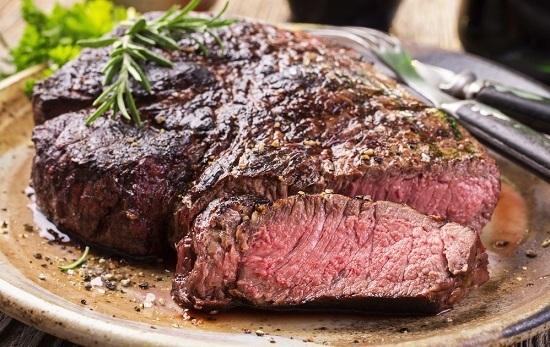 carne bovina premium
