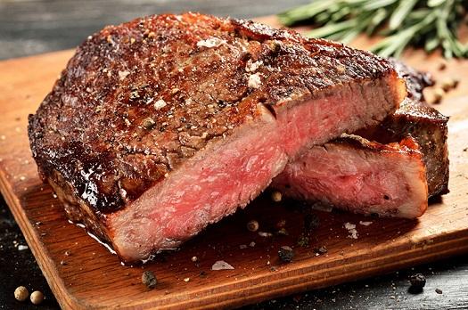 consumo de carne bovina