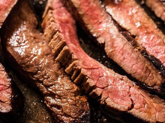 carne bovina e a saúde