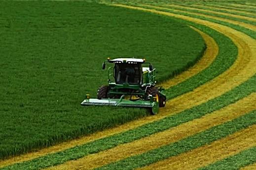 produção agropecuária