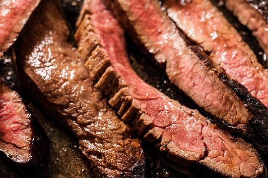 mercado de carne bovina chinês