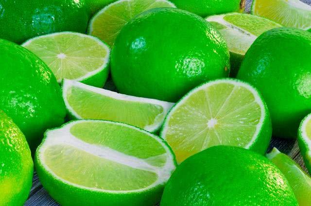 exportação de limão tahiti