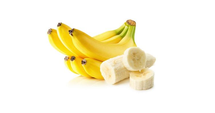 exportação de banana
