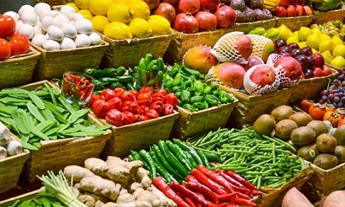 preferência por frutas