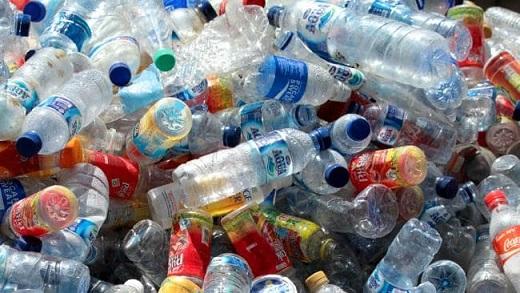 problema das garrafas plásticas