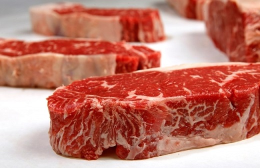 carne bovina dos eua