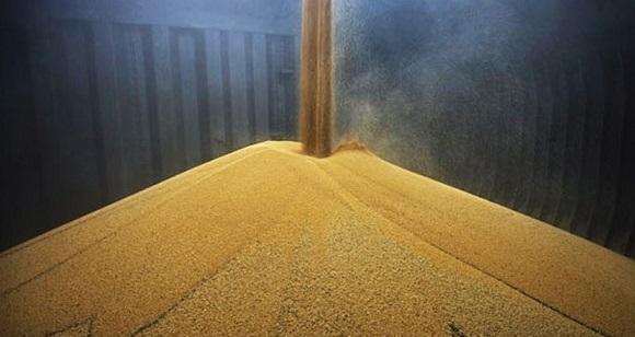 exportação de soja