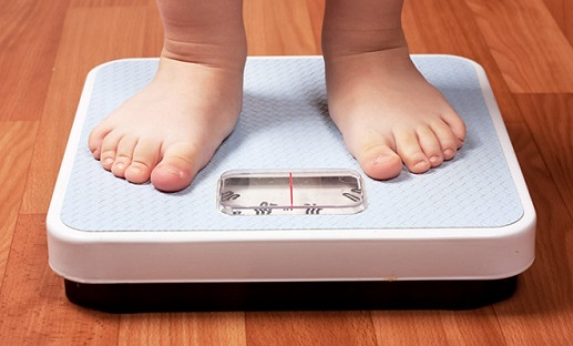 obesidade em jovens