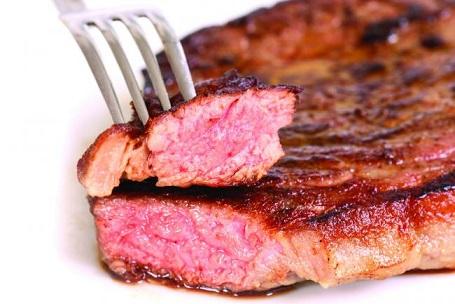 expectativa de consumo de carne