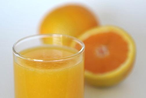 exportação de suco de laranja