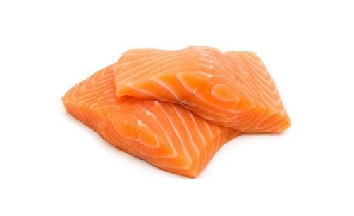 importação de salmão pelo Brasil