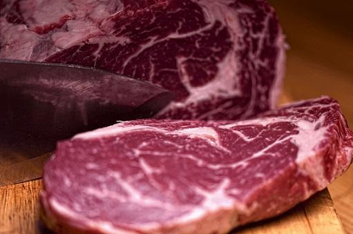 importação de carne
