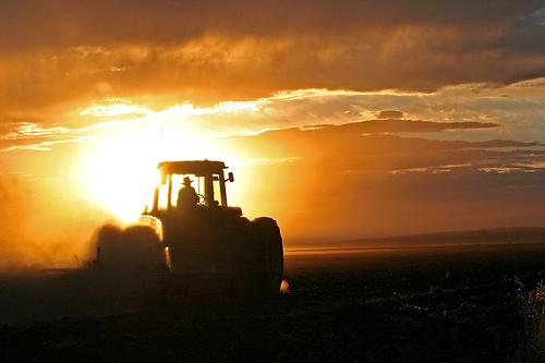 fazendas nos Estados Unidos