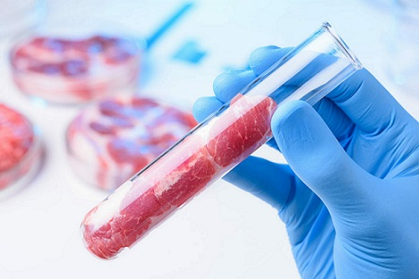 carne de laboratório