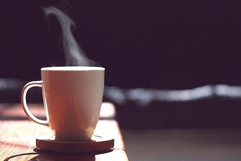 ingestão de cafeína