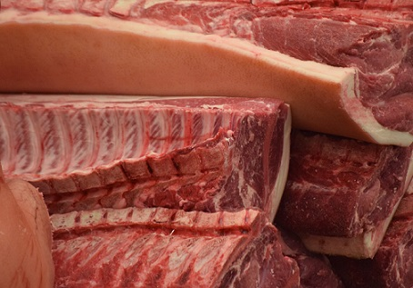 produção de carne suína