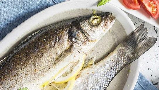 consumo de peixes marinhos