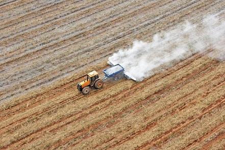 importação de fertilizantes
