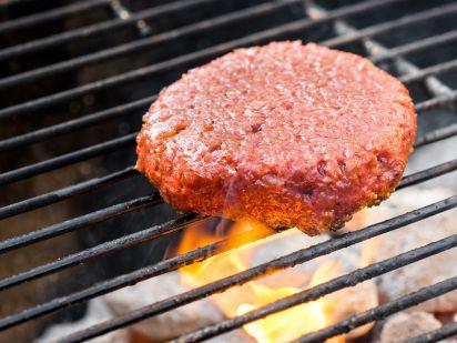 mercado de carne baseada em plantas