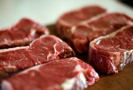 carne bovina foi a mais competitiva