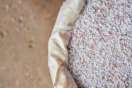 importação de adubos e fertilizantes
