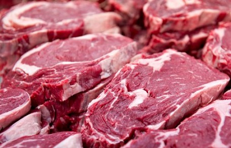 exportação de carne bovina dos Estados Unidos