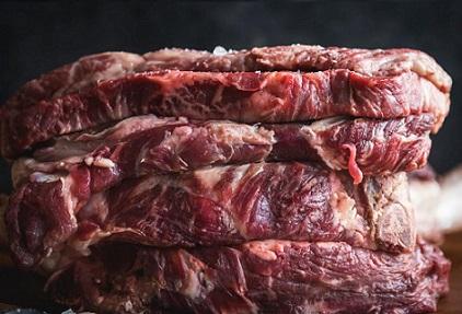 maiores produtores de carne bovina