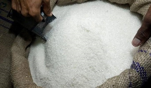 produção mundial de açúcar