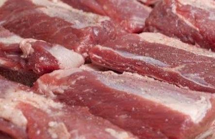 receita com a exportação de carne