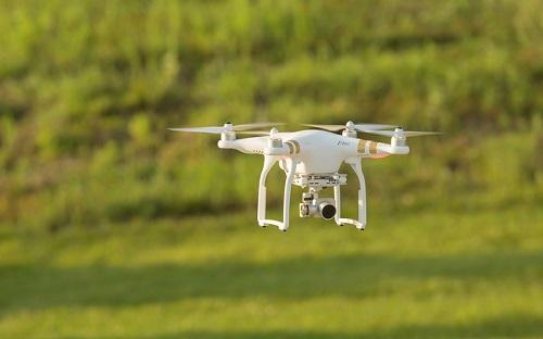 drones para contagem do gado