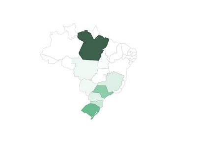estados exportadores de bovinos vivos