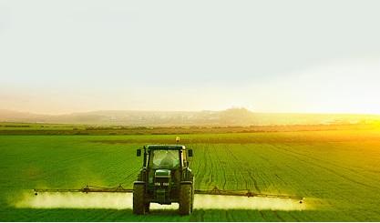 área agrícola