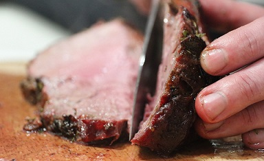 consumo per capita de carne bovina na China