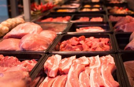 compra de carnes do Brasil